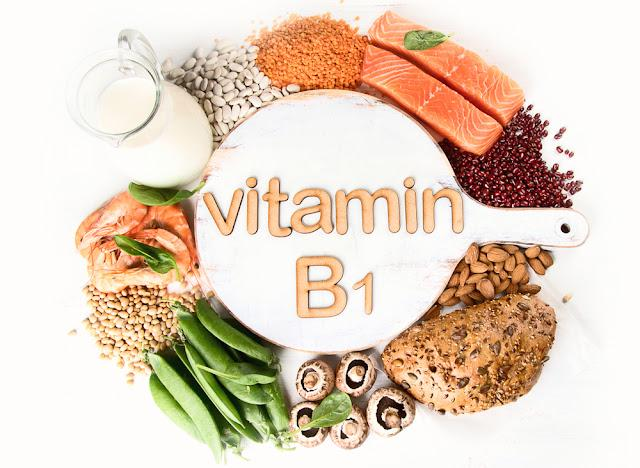 Foods rich in vitamin B1(Thiamine)